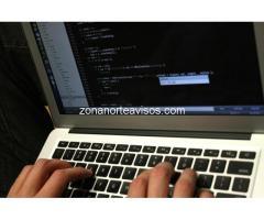 Programación de paginas Olivos 01161769983
