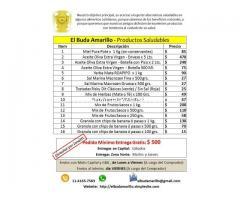 EL BUDA AMARILLO (Productos Saludables)