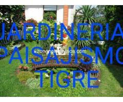 Servicio de jardinero