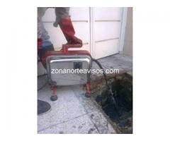 destapaciones en san isidro 11 6655-3940 cloaca pluvial rejillas zona norte 24 hs san isidro