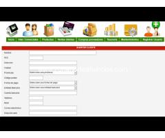 Desarrollo de sistemas de facturación para empresas