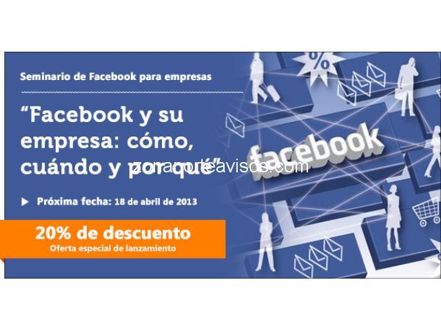Curso facebook para empresas 15-61769983
